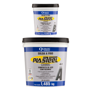 Resinas Plasteel