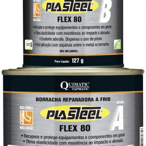 Plasteel Rapid 1:1 - 454g - QUIMATIC