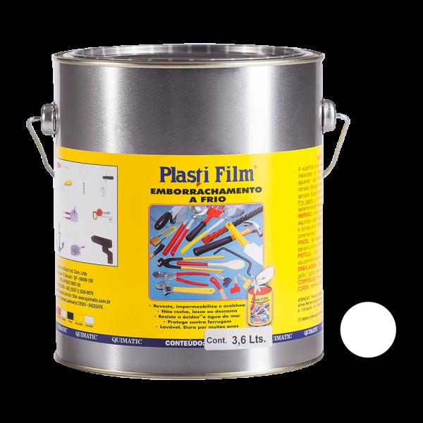 Plasti Film Branca - 3,6 L - QUIMATIC TAPMATIC