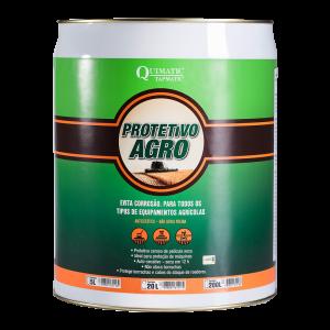 Protetivo Agro - Inibidor de Corrosão para Implementos Agrícolas - 20 L - QUIMATIC TAPMATIC