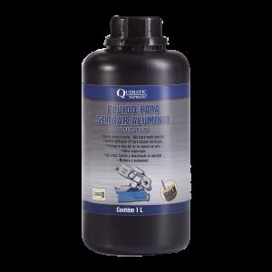 Fluido para Serrar e Usinar Alumínio - 1 L - QUIMATIC TAPMATIC