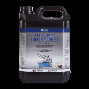 Fluido para Serrar e Usinar Alumínio - 5 L - QUIMATIC TAPMATIC